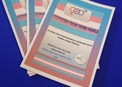 Training and guidance leaflets